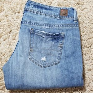 American Eagle Low Rise Jeans